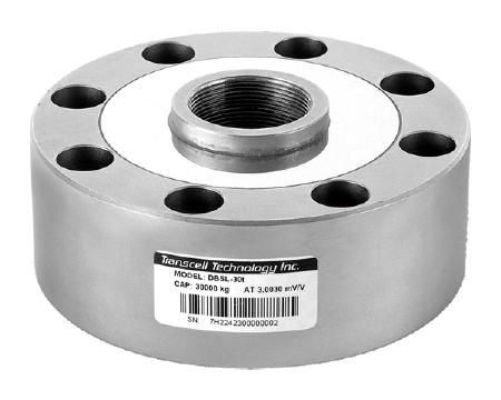 DBSL-3t轮辐式称重传感器,DBSL系列(1t~30t)传感器