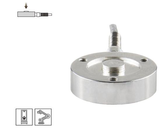 LBF450系列按钮型力传感器
