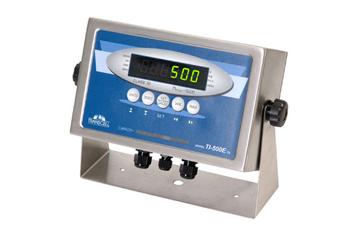 TI-500ESS称重仪表 高显示分辨率 可驱动4个350Ω传感器