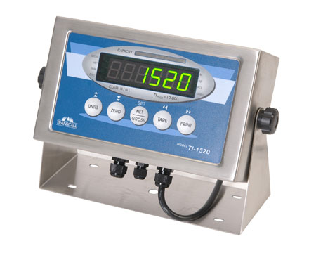 TI-1520称重仪表 控制显示仪表