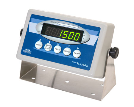 TI-1500B称重仪表