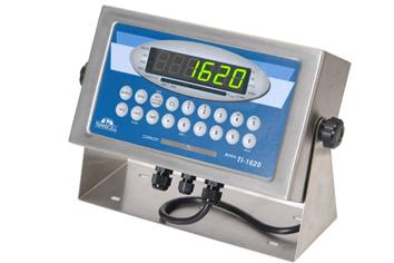 TI-1620称重仪表_显示控制仪表-美国传力
