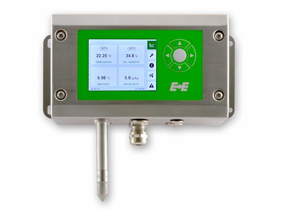 EE310高端温湿度变送器,工作温度达180°C