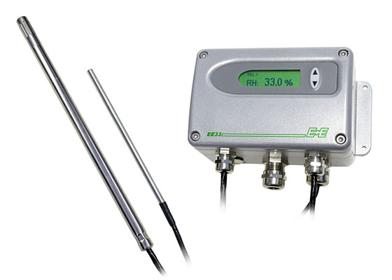 EE33变送器 高温湿度变送器-奥地利E+E