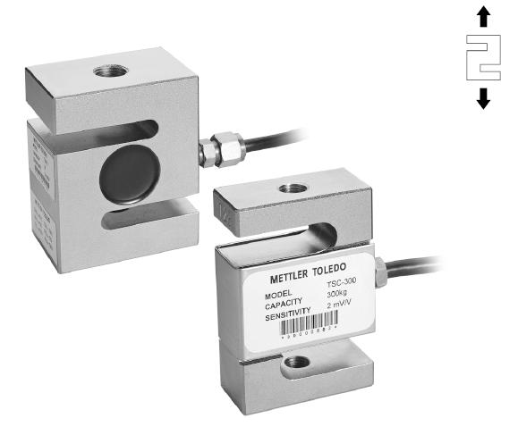 TSC-(50kg~1000kg)Mettler Toledo梅特勒 托利多S型称重传感器