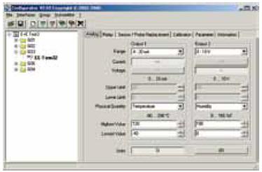 数据记录 / 分析软件:(选项)