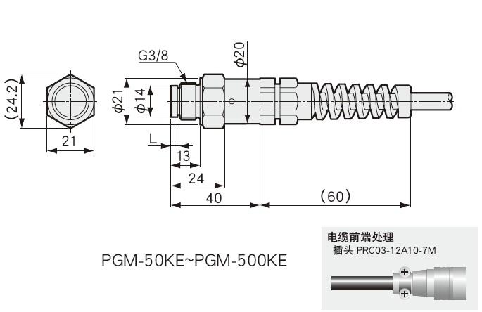 PGM-50KE~PGM-500KE
