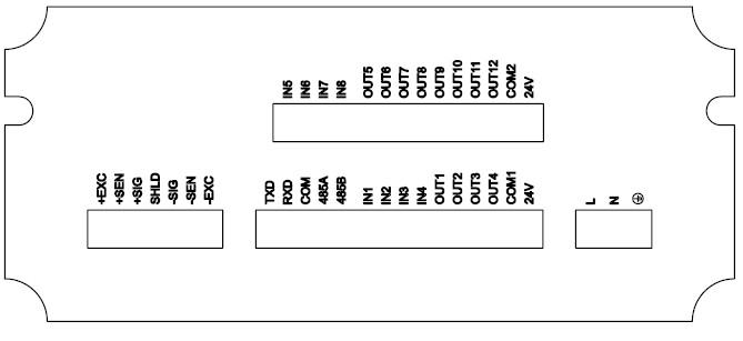 加上I/O扩展板后如下图