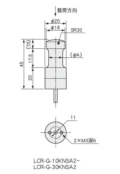 LCR-G-10KNSA2~ LCR-G-30KNSA2