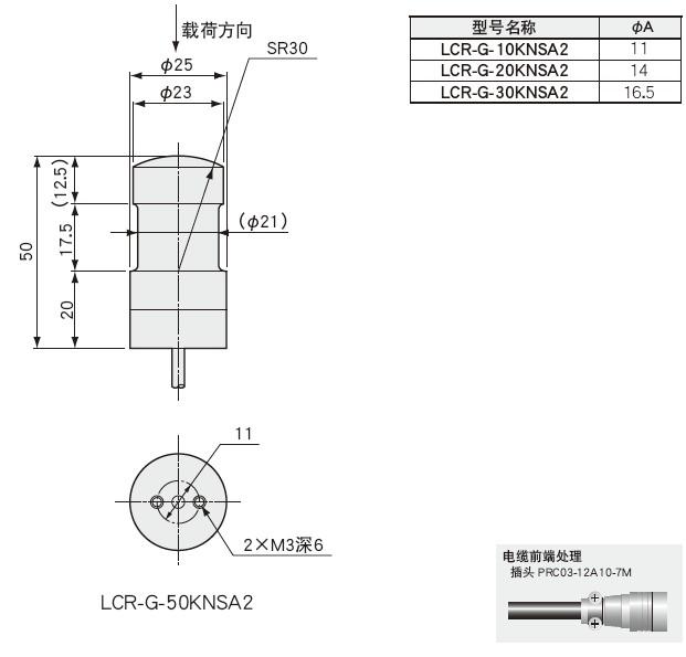 LCR-G-50KNSA2