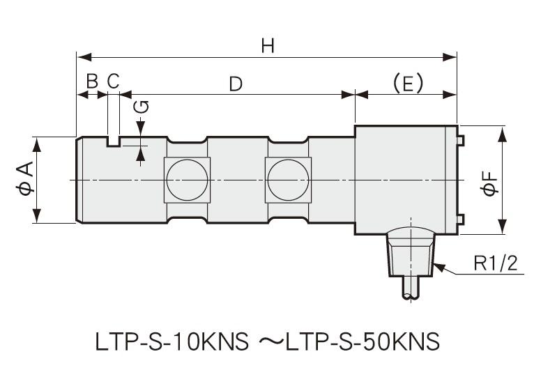 LTP-S-10KNS ~LTP-S-50KNS