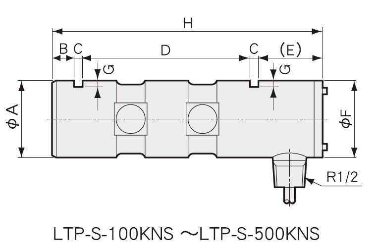 LTP-S-100KNS ~LTP-S-500KNS