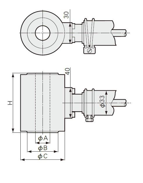 BLD-A-S垫圈式载荷计