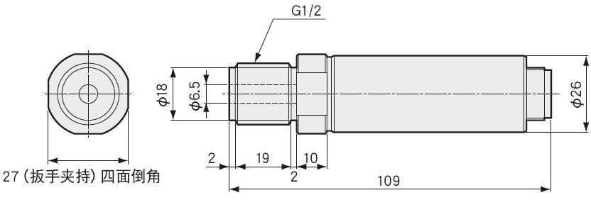 PG-H压力传感器-防水构造-高压用压力传感器