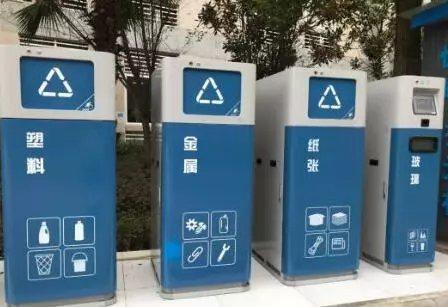 称重传感器已步入智能时代垃圾分类