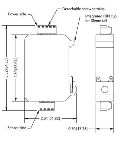 IAA200进口应变电流变送器/放大器