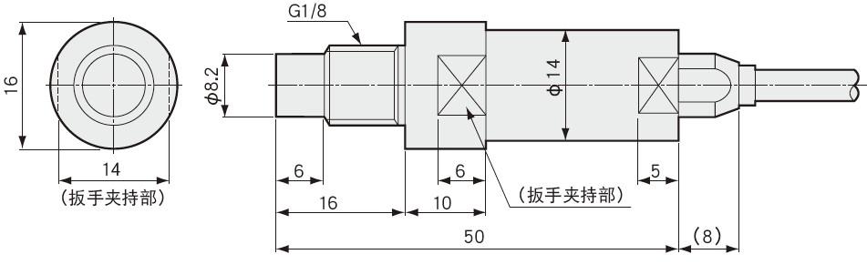 PGM-D压力传感器小型