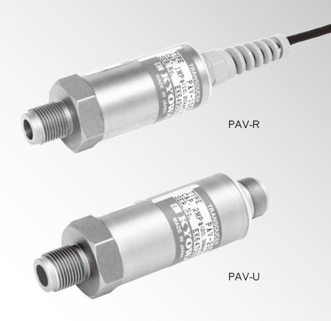 PAV-U压力传送器 PAV-R电压输送型传感器日本kyowa