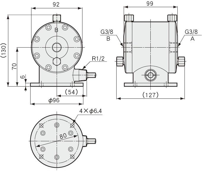 PD-A压力传感器_高线压容限传感器