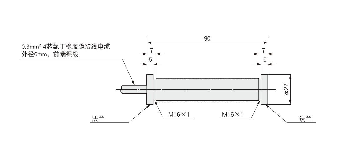 BSL-A-90TSA2低弹性应变计日本kyowa