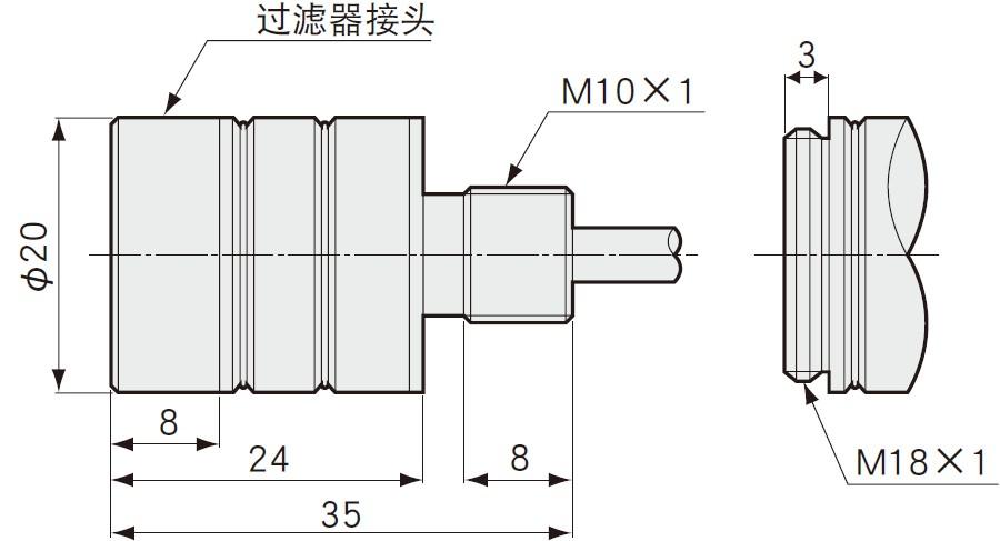 BPR-A-S小型间隙水压计