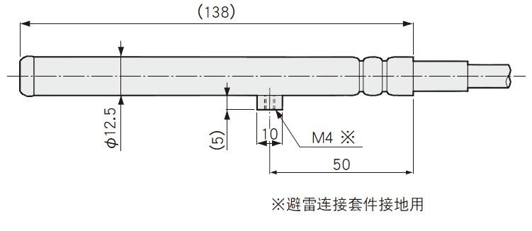 BT-100B温度计BT-100B建筑物的温度测量传感器