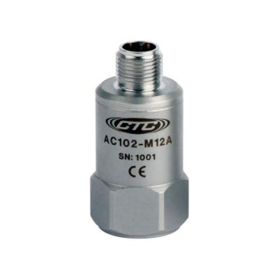 AC102-M12A通用型加速度振动传感器