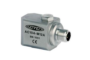 AC104-M12A通用型加速度振动传感器