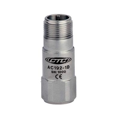 AC192-1D/2D/3D/6D紧凑型振动传感器