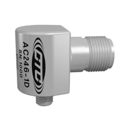 AC246-1A/2D微型磁座安装振动传感器
