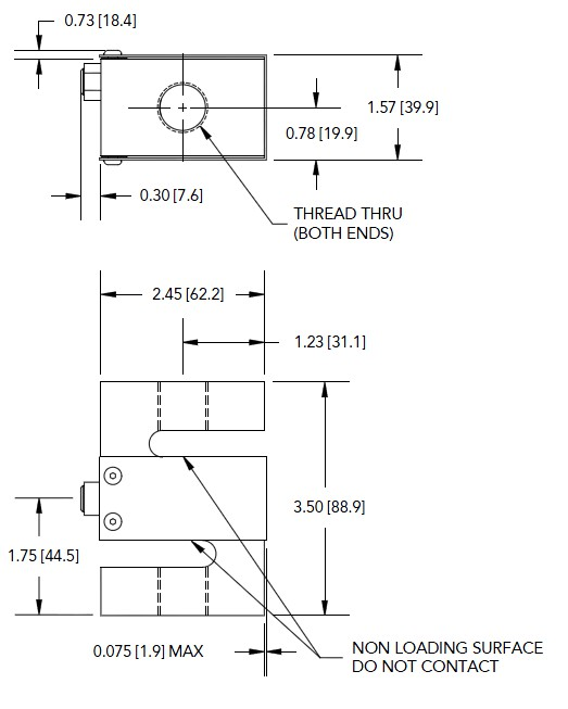 LSB400拉压力传感器 S型应变式力传感器