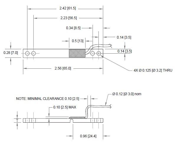LBB200横梁式应变力传感器_LBB200弯曲梁式称重传感器