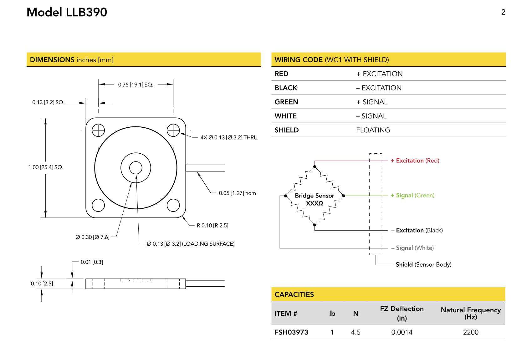LLB390测力传感器 超薄型按钮型LLB390应变式力传感器