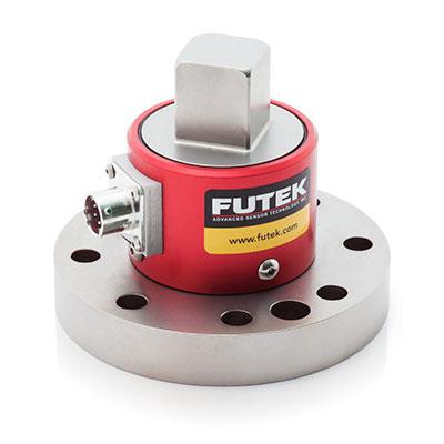 TDF675静态扭矩传感器(法兰式,四方头安装传感器)