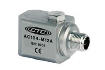 AC104-1A/2C/3C/6C通用型加速度振动传感器