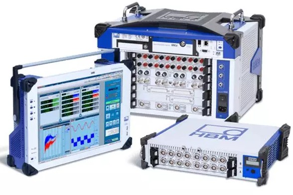 HBM完整的逆变器与电机测试系统