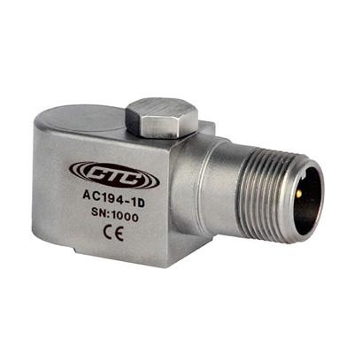 AC194-1D/2D/3D/6D紧凑型侧端出线振动传感器