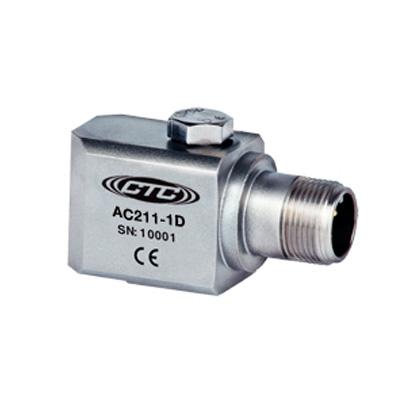AC211-1D/2D/3D通用型加速度振动传感器_美国CTC