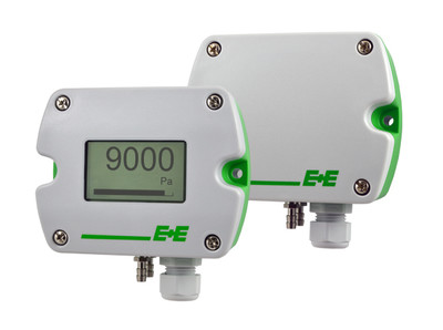 E+E高精度微差压计EE610