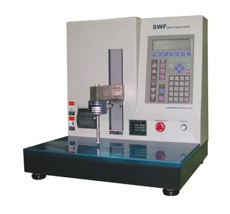 SWF-100N硅胶按键专用曲线试验机