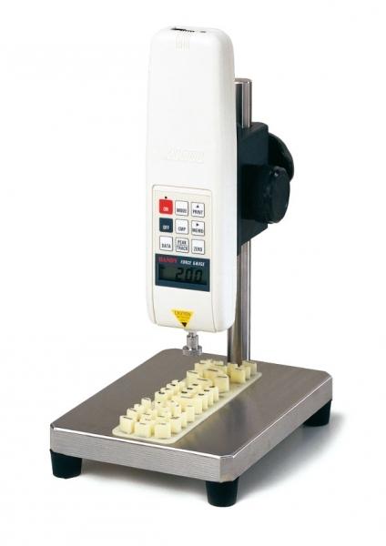 HF-2S & JSV-100N硅胶按键专用测定器
