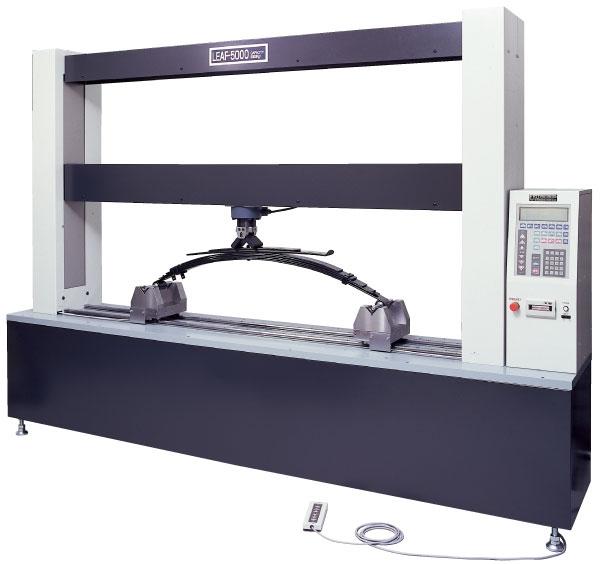 LEAF-5000全自动钢板弹簧试验机