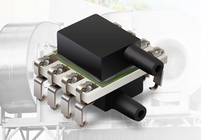 可测量超低压范围MEMS压力传感器