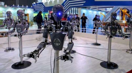 天津工博会机器人展延期至6月下旬举行