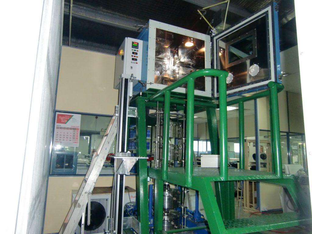 1吨(1t)自重测试机以进行产品校准德国Flintec