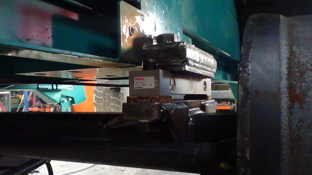 Flintec车载称重应用的易安装,即插即用称重传感器系列。