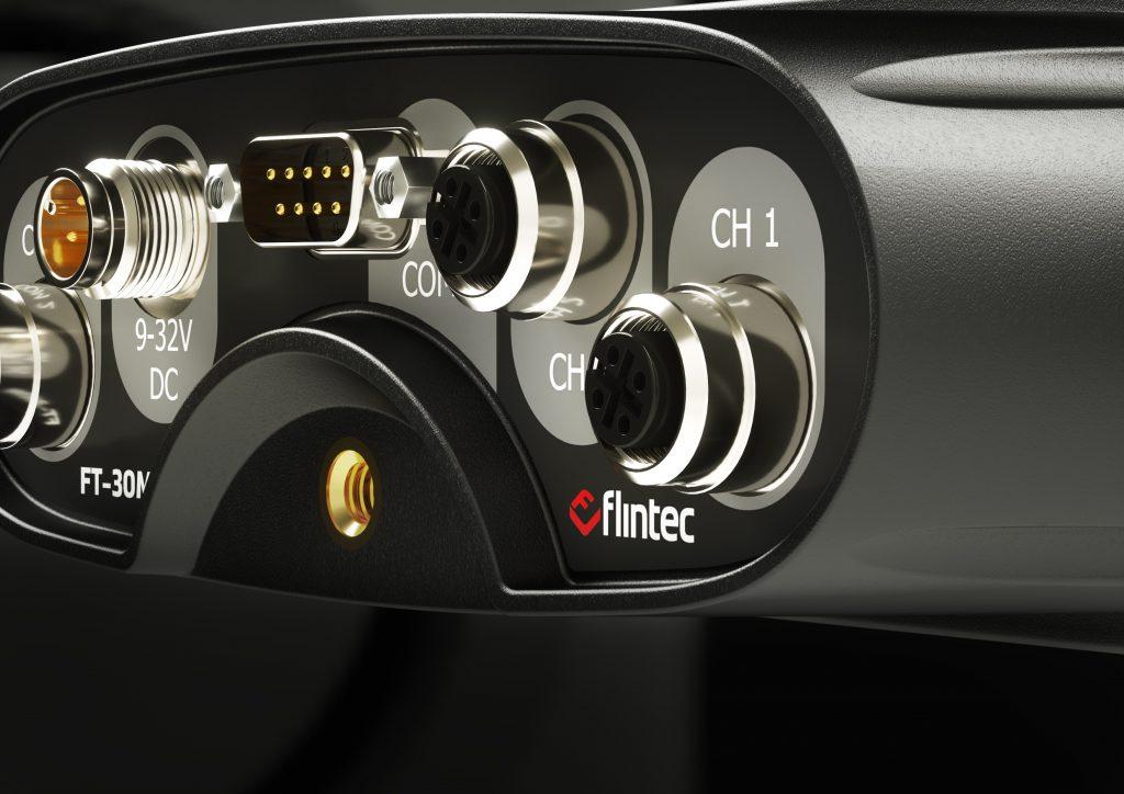 FT-30M车载车辆重量指示器易于安装 触摸屏 德国Flintec
