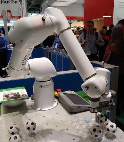 OB7 Productive Robotics铰接式机械手