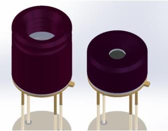 【选型】32*24热电堆阵列传感器MLX90640可替换HTPA32x32d人脸识别门禁系统体温检测