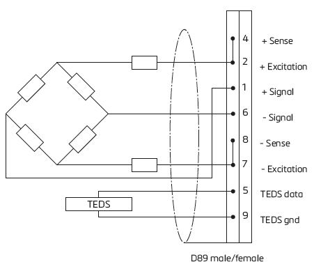 AP8-1kg微型力传感器_紧凑型力传感器